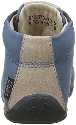 Aster Olbru, Chaussures Premiers Pas Bébé Garçon Bleu