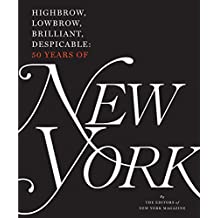 Fifty Years of New York Magazine (English Edition)