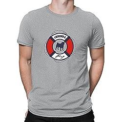 Teeburon I rescued a Pug Camiseta