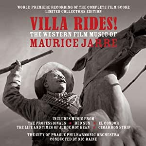 Villa Rides! Westerns of Jarre