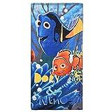 Disney Finding Nemo/Dory asciugamano/asciugamano da sauna/telo da spiaggia/telo da doccia/asciugamano da bagno per bambine – 70 x 140 cm – in cotone – fantastica idea regalo – Nemo – Dory