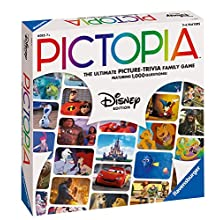 Ravensburger 26292 Pictopia-The Picture Trivia Game for Kids & Adults Age 7 Years and Up for Any Disney Fan