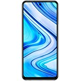 Redmi Note 9 Pro Max (Glacier White, 6GB RAM, 128GB Storage) - 64MP Quad Camera & Latest 8nm Snapdragon 720G & Alexa Hands-Free | Extra Upto INR 1500 Off on Exchange | Upto 12 Months No Cost EMI