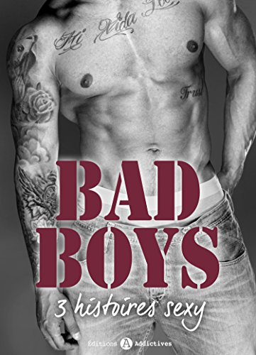 Bad Boys – 3 histoires sexy
