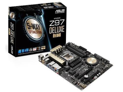 Asus Z97 DELUXE/USB 3.1