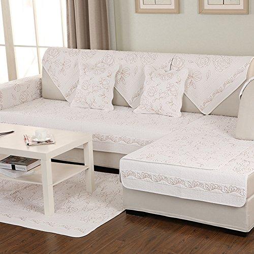 xianw Möbel Protector,Schutzhüllen,Reversible Gesteppte Möbel Protector,Verbesserte Anti-rutsch Decken Mit Gummiband-L 70x180cm(28x71inch)