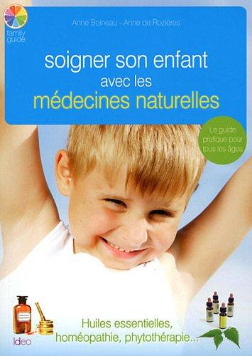 Soigner SIB enfant avec les médecines naturelles
