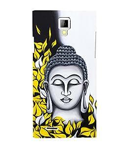 Fuson Designer Back Case Cover for Micromax Canvas Xpress A99 :: Micromax A99 Canvas Xpress ( Buddha Anjaneya Bajrangbali Chanchaladwala Chaturbahave )