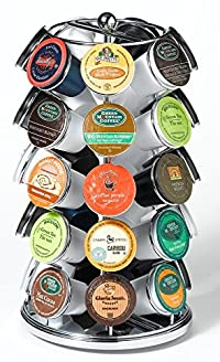 K-Cup Carousel Tree in Chrome by Nifty