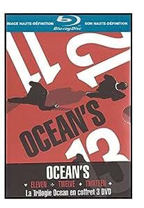 Trilogie Ocean's 11 + 12 + 13 [Blu-ray]