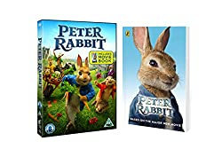 Peter Rabbit [DVD + Book] [2018]