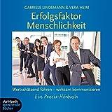 Erfolgsfaktor Menschlichkeit (Amazon.de)