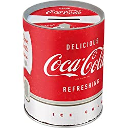 Hucha Coca-Cola money Box