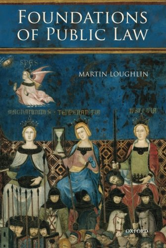 Foundations of Public Law por Martin Loughlin