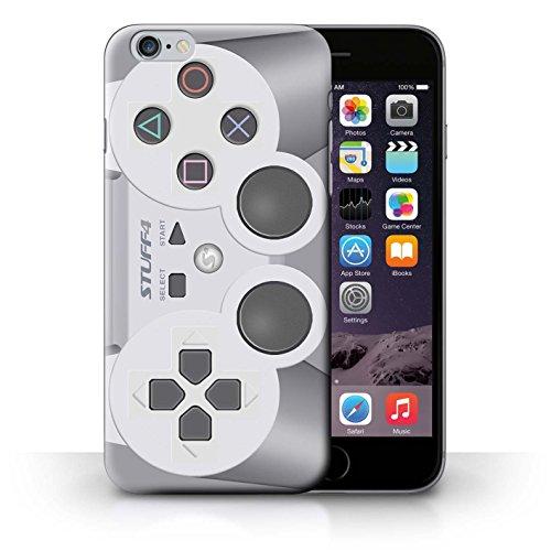 Kobalt Super Nintendo stampato Custodia Cover per iPhone 6+/Plus 5.5 cellulari telefoni / Collezione Giochi Console Collezione Playstation ps1