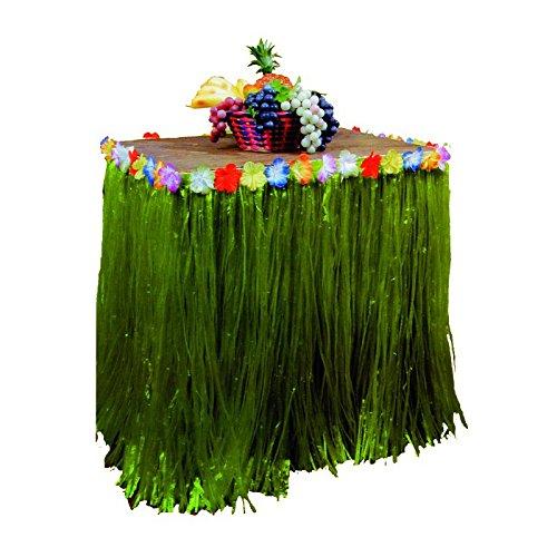 Carnival 4692-hawaii Tour décoratif en raphia style hawaïen 260x 80cm