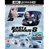 Fast & Furious 8 4K UHD + BD + digital download
