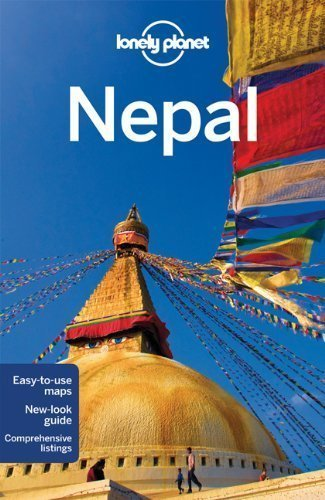 Lonely Planet Nepal (Travel Guide) 9th edition by Lonely Planet, Mayhew, Bradley, Brown, Lindsay, Holden, Tren (2012) Paperback