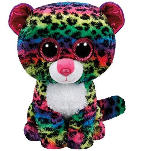 "Beanie Boo Leopard - Dotty - Multicoloured - 24cm 9"""