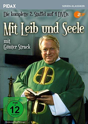 Mit Leib und Seele, Staffel 2 / Weitere 13 Folgen der Erfolgsserie mit Günter Strack (Pidax Serien-Klassiker) [4 DVDs]