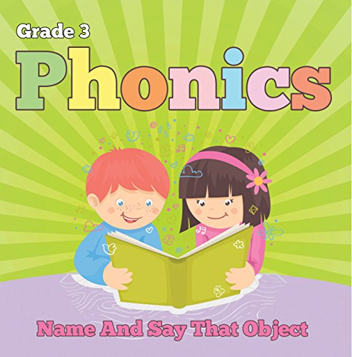 e And Say That Object: Sight Word Books - Reading Aloud for 3rd Grade (Children's Reading & Writing Education Books) (Scholastic Level 1 Set)