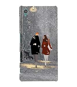 Ebby Premium 3d Desinger Printed Back Case Cover For Sony Xperia Z5 (Premium Desinger Case)