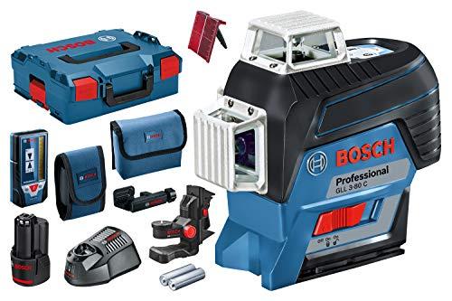 Bosch  <strong>Arbeitsbereich</strong>   5 - 50 m