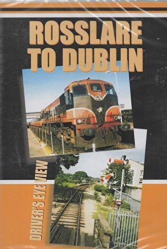 Im Führerstand. Rosslare Europort to Dublin Connolly