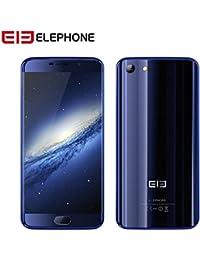 IrahdBowen ELEPHONE Teléfono Inteligente S7 4G LTE, Chip de CPU de 10 núcleos,Teléfono
