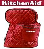 KitchenAid Stand Mixer Cover (Empire Red, KSMCTIER)