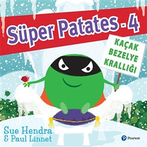 Süper Patates - 4: Kaçak Bezelye Krallığı (Supertato: Evil Pea Rules)