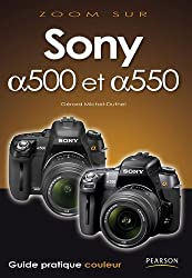 Sony a500 et a550