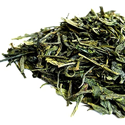 Biologico Dragon Well – Long Jing (Lung Ching) – Foglie Tè Verde