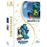 Coffret : monstres academy ; monstres & cie