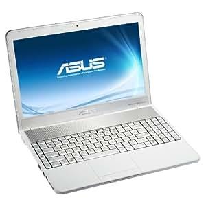 Asus N55SF-S2496V Ordinateur Portable 15,6'' (39,62 cm) Intel Core i5-2450M 750 Go RAM 4096 Mo Windows 7 Home Premium Nvidia GT550M Blanc