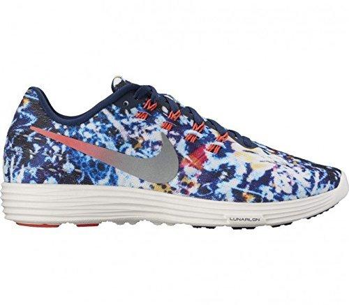 NIKE Herren Lunartempo 2 Rf E Sneaker, Blau/Mehrfarbig, 44.5 EU