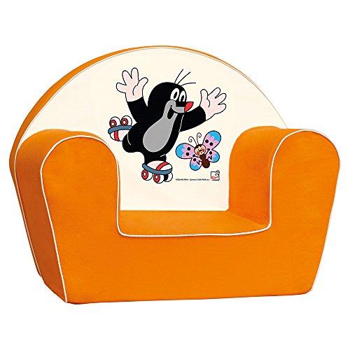 Bino License - Silla de Paseo (53 x 42 x 33 cm), Color Naranja