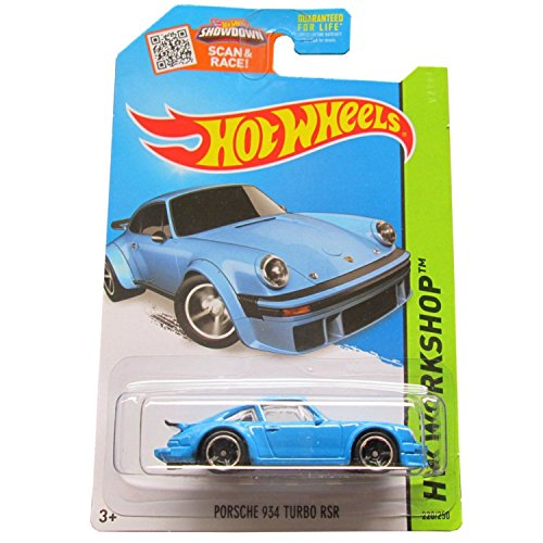 Hot Wheels Porsche 934 Turbo RSR HW Workshop (220/250)