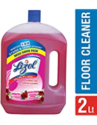 Lizol Disinfectant Floor Cleaner Floral 2L