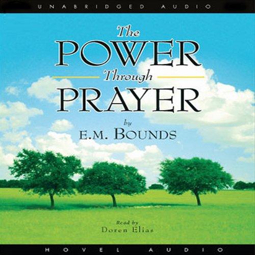 Power Through Prayer  Audiolibri
