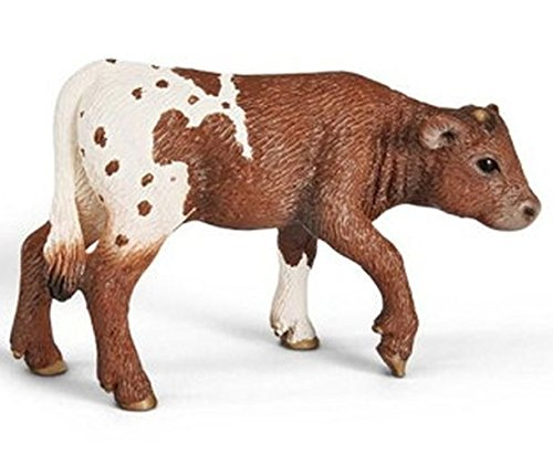 SCHLEICH 13684 13684-Texas Longhorn Kalb