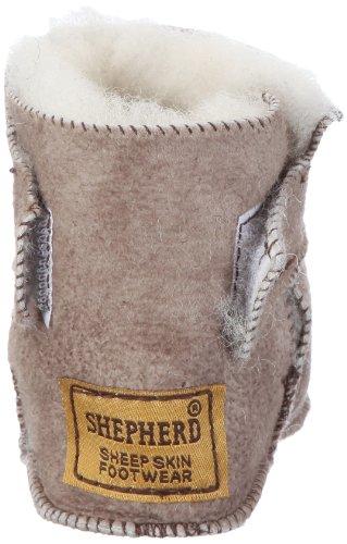 Shepherd Boras 1385, Chaussons mixte enfant Beige (antique Cream)