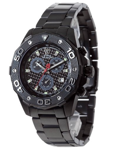 DETOMASO Herren-Armbanduhr Analog Quarz DT1051-B