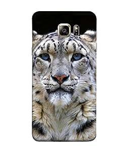 Fuson Designer Back Case Cover for Samsung Galaxy Note 5 :: Samsung Galaxy Note 5 N920G :: Samsung Galaxy Note5 N920T N920A N920I (Sher Tiger Wildlife Safari Fur)