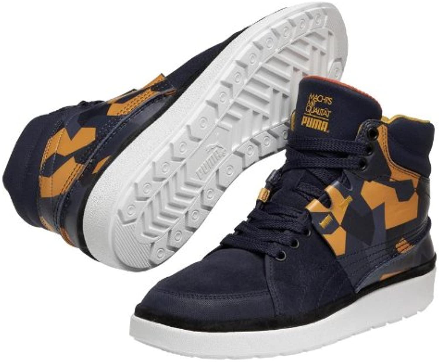 Puma The Bharrington Mid Cammo Schuhe