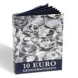 Münzbuch VISTA, für deutsche 10-Euro-Gedenkmünzen