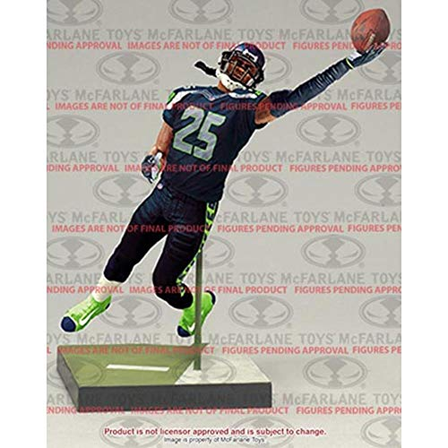 646bb31c2 McFarlane NFL Series 36 RICHARD SHERMAN  25 - Seattle Seahawks Sports Picks  Figure