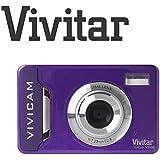 Appareil photo numerique compact Vivitar ViviCam T036 de 12 megapixels (violet)
