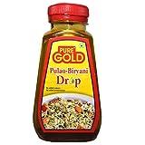 #5: Pure Gold Biryani / Pulao / rice Flavor -essence drop -250 ml(New)