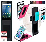 reboon Acer Liquid Z530 Hülle Tasche Cover Case Bumper   Pink   Testsieger